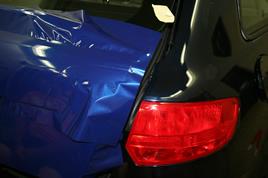 Audi Car Wrap