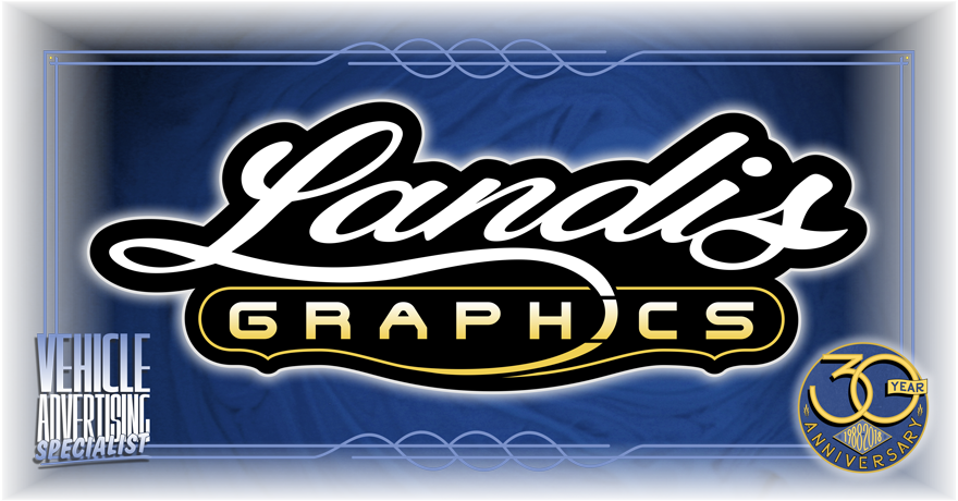 Landis Truck Graphics